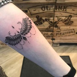OL-INK Oldenburg Tattoo - Damian
