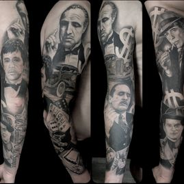 OL-INK Oldenburg Tattoo - Seba